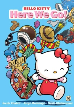 Hello Kitty 1: Here We Go! (Paperback)