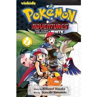 Pokemon Adventures Black & White 2 (Paperback)