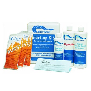Pool Chemical Spring Start-up Kit