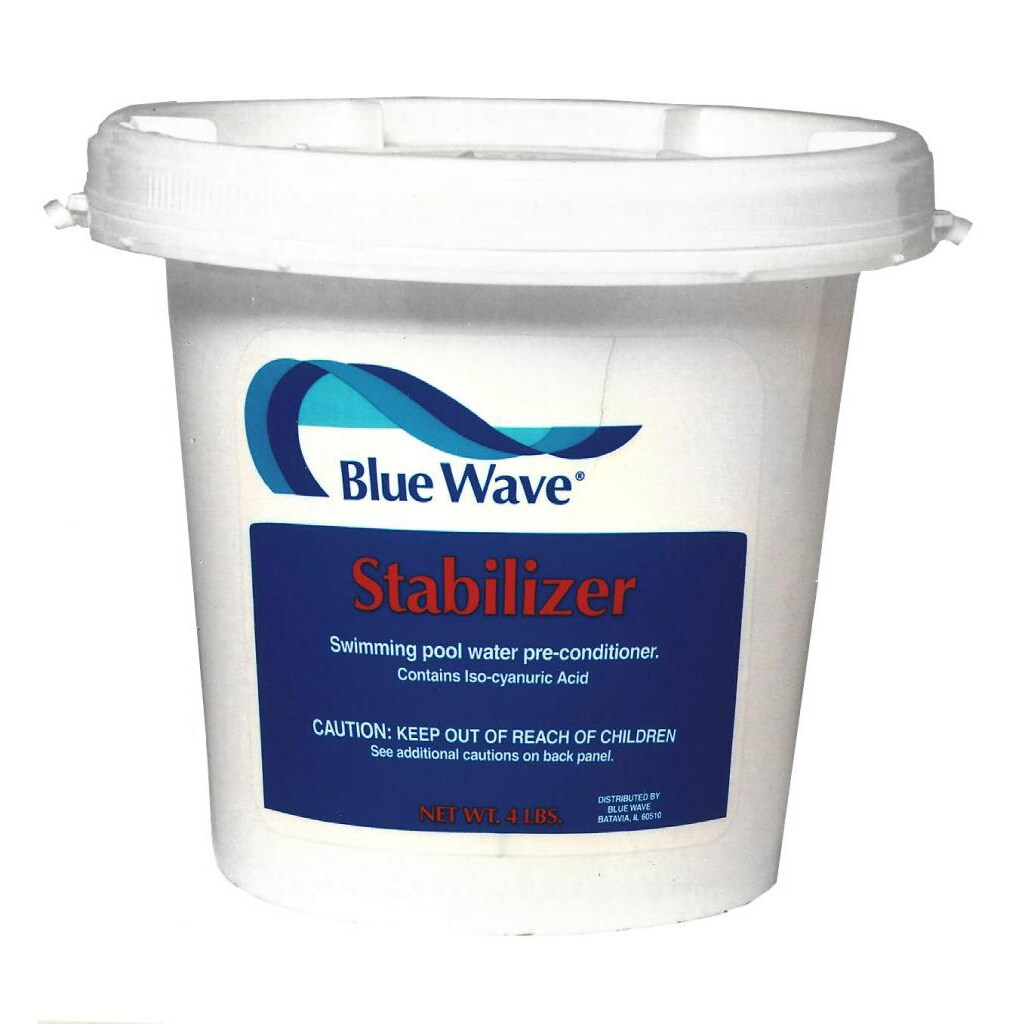 Blue Wave Swimming Pool (Blue) Stabilizer (4 lbs)