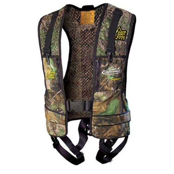 Hunter Safety Pro Series Harness, Realtree