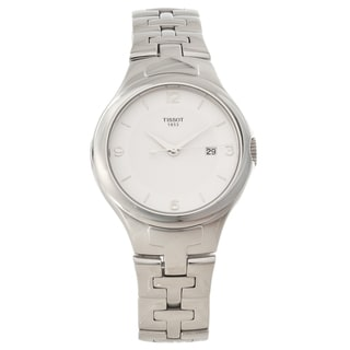 Tissot Women's 'T-12' Silvertone Watch