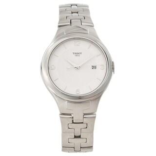 Tissot Women's 'T-12' Silvertone Watch