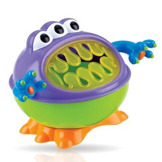 Nuby Monster 3-D Snack Keeper