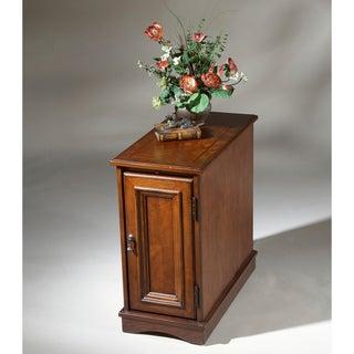 Cherry Chairside Chest