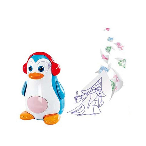 Crayola Doodle Penguin Movable Drawing Toy