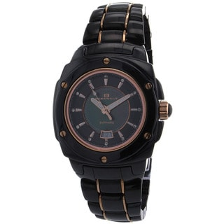 Oceanaut Women's Black Ceramic Watch