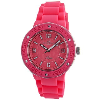 Oceanaut Women's Pink Acqua Watch
