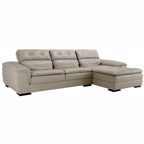 Giorgio Leather Reclining Sofa