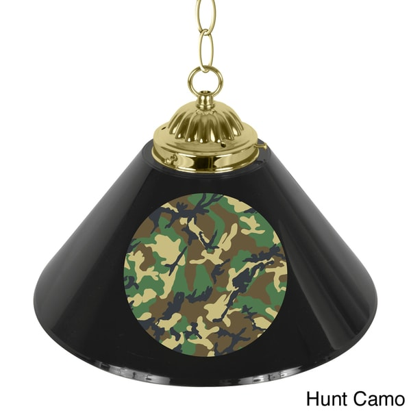 Hunt 14-inch Single-shade Bar Lamp