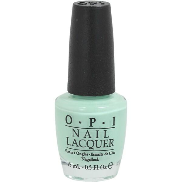 OPI Gargantuan Green Grape Nail Lacquer