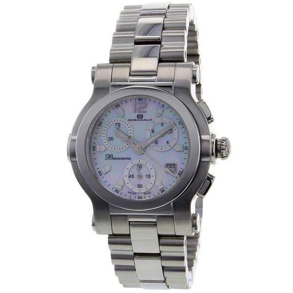 Baccarat Watch