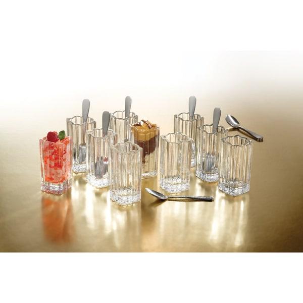 Crystal Clear Alexandria 21-piece Taster Shot Glass Set