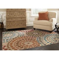 Oliver & James Abdy MultiColor Abstract Area Rug - 10' x 13'