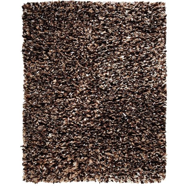 Jani Modern Speckled Paper Shag Rug