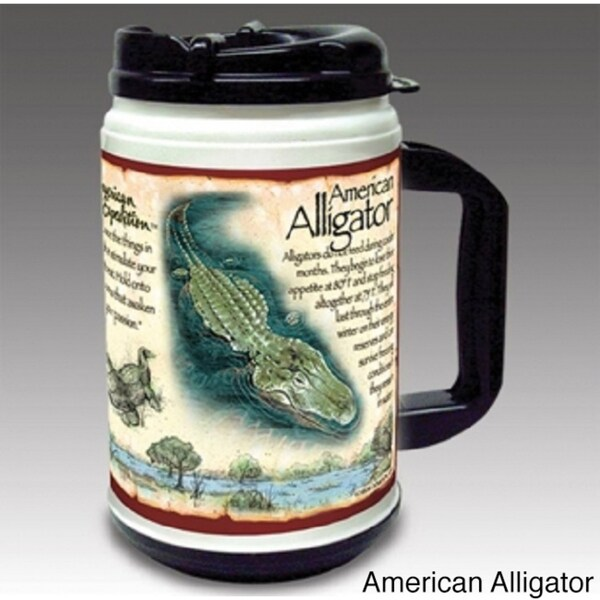 American Expedition Wildlife 24-ounce Thermal Mug