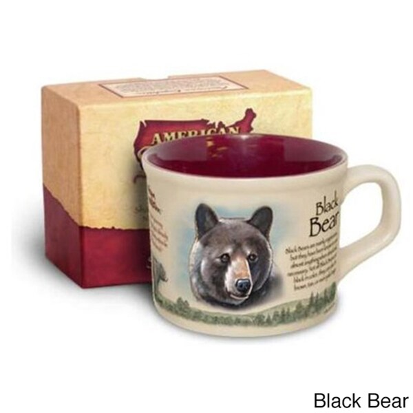 American Expedition Wildlife Soup Mug