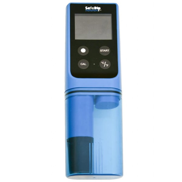 Solaxx SAFEDIP 6-in-1 Saltwater Electronic Water Tester