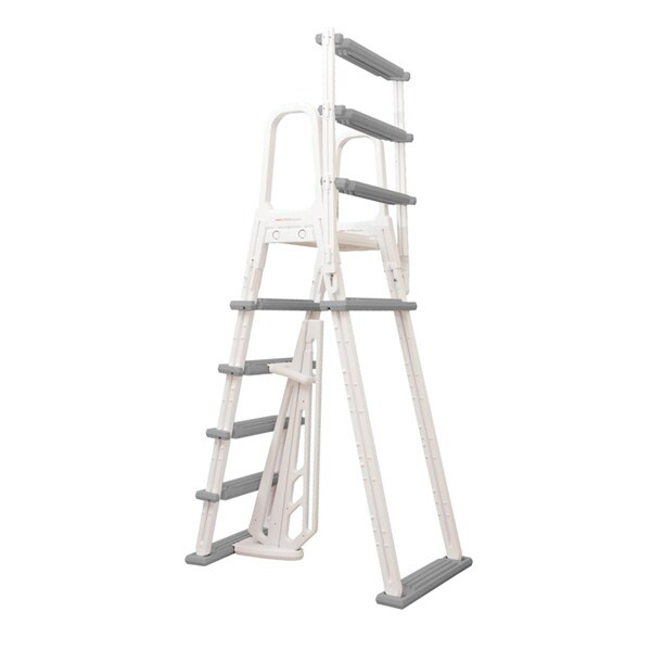 blue wave heavy duty aframe ladder for above ground pools free shipping today