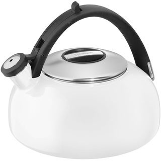 Peak Enamel-On-Steel Stovetop Tea Kettle