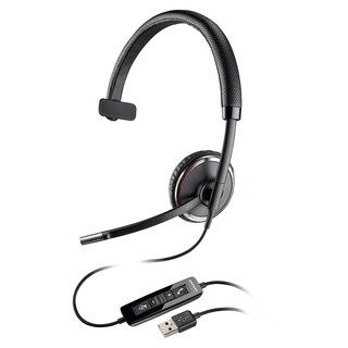 Plantronics C510 Over-the-head Corded USB Headset
