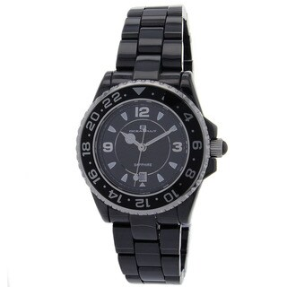 Oceanaut Women's Ceramic Stainless-Steel Watch
