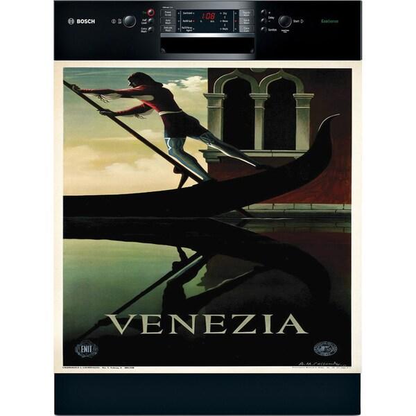 Appliance Art Venice Vintage Dishwasher Cover