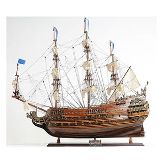 Old Modern Handicrafts Solei Royal Model Ship