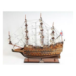 Old Modern Handicrafts Sovereign of the Seas Mid Size EE Model Ship