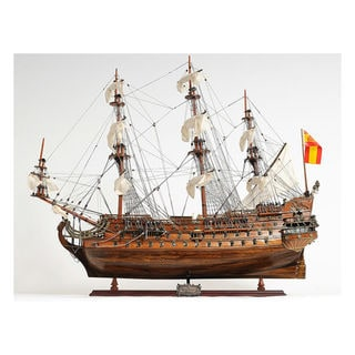 Old Modern Handicrafts San Felipe Exclusive Edition Model Ship