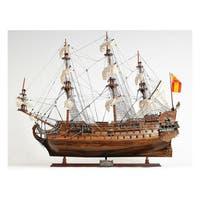 Old Modern Handicrafts San Felipe Exclusive Edition Model Ship