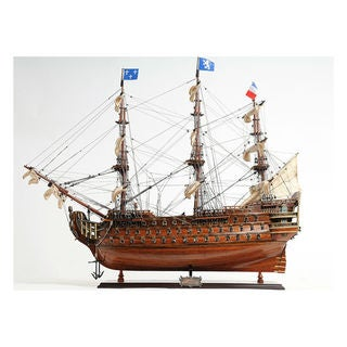 Old Modern Handicrafts Royal Louis E.E. Model Ship