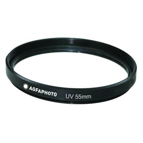 Agfa 55mm Digital Multi Coated Ultra Violet (UV) Filter (Protector)