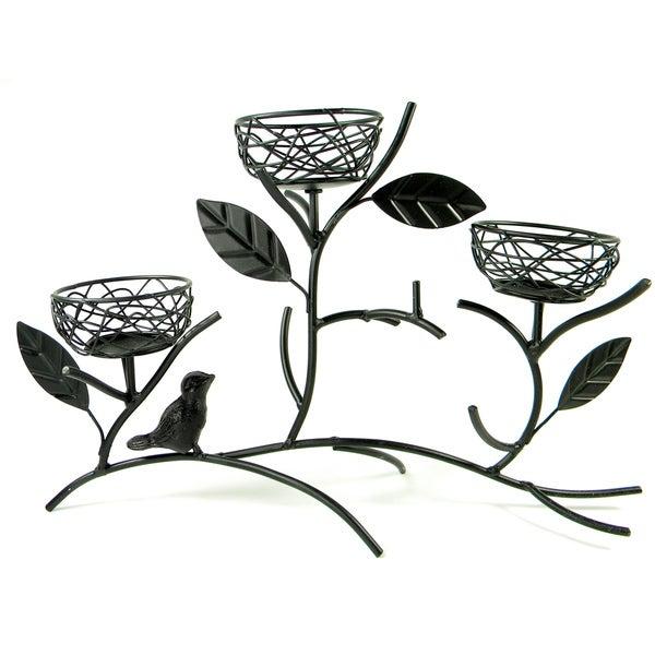 Bird's Nest Candle Holder