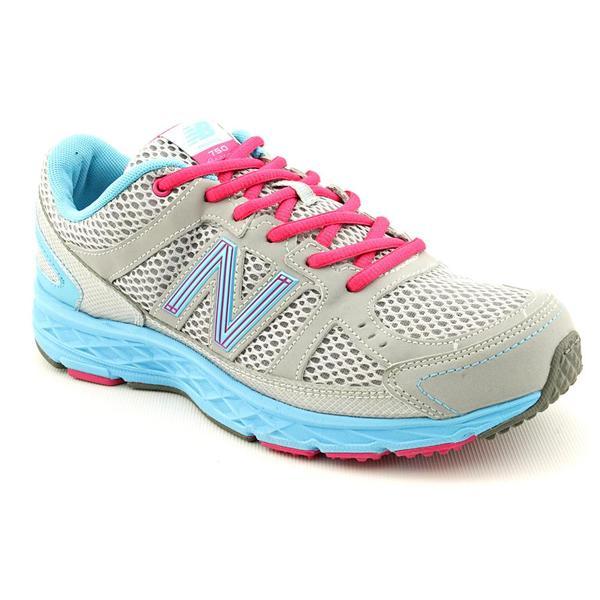 New Balance Women's 'KJ750' Mesh Athletic Shoe (Size 5.5)