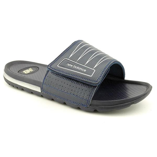 New Balance Men's 'Gussie Slide' Synthetic Sandals (Size 12)