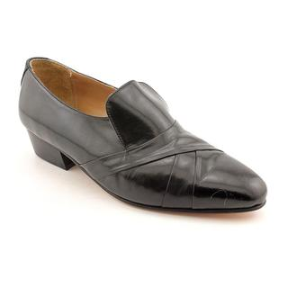 Giorgio Brutini Men's '24461' Leather Dress Shoes - Extra Wide (Size 10.5)