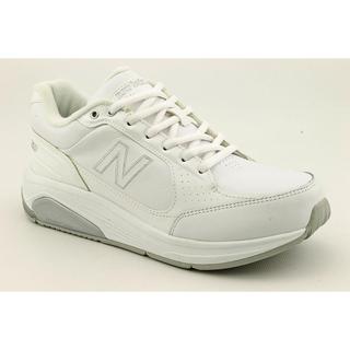 New Balance Women's 'WW928' Leather Athletic Shoe (Size 9)