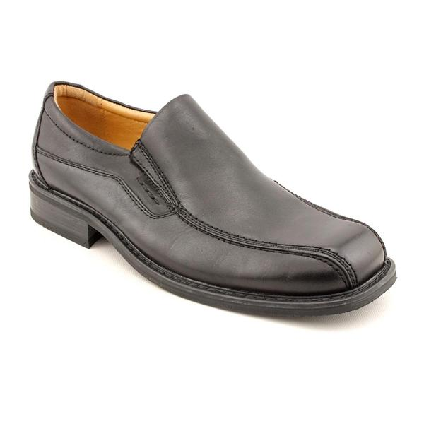 GH Bass & Co Men's 'Burton' Leather Dress Shoes (Size 8.5)