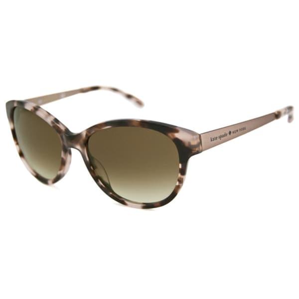 Kate Spade Women's Amalia Rectangular Sunglasses