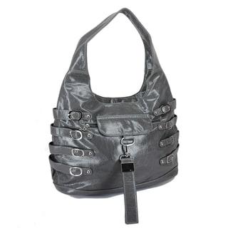 Ann Creek Metallic Hobo Bag
