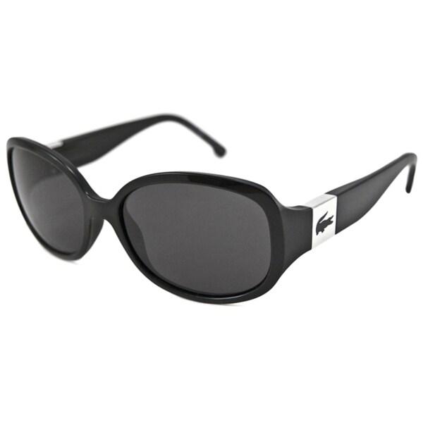 fb2a41a3eb Shop Lacoste Men s  Unisex L506S Rectangular Sunglasses - Free ...