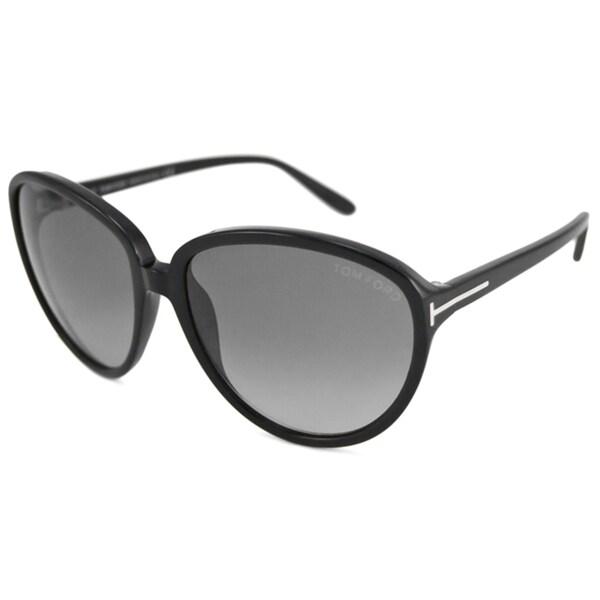 Tom Ford Women's Margreth TF0203 Oversize Sunglasses