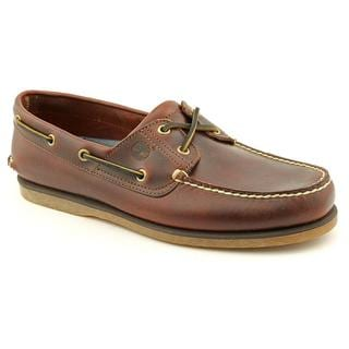 Timberland Men's 'Classic Boat' Leather Casual Shoes