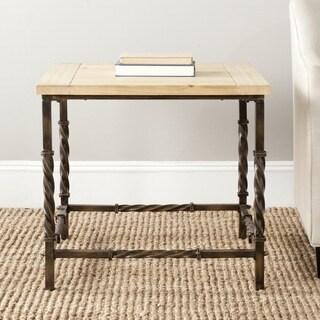 Safavieh Tonya Natural Side Table