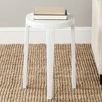 Safavieh Klein White Side Table
