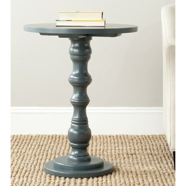 Safavieh Greta Dark Teal Accent Table