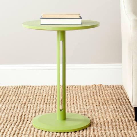 SAFAVIEH Bartel Green End Table - 0