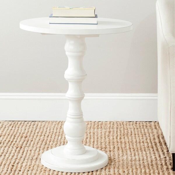 Shop Safavieh Greta Off White Accent Table On Sale