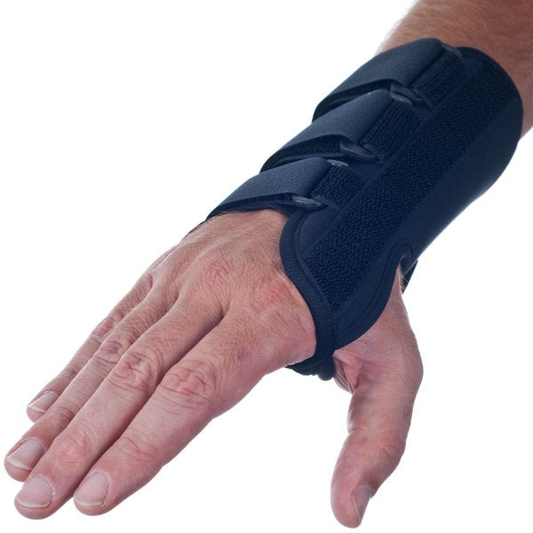 Remedy Breathable Neoprene Left Wrist Brace